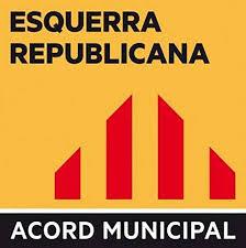 Logo Grup Municipal d'Esquerra Republicana de Catalunya-Acord Municipal (ERC-AM)