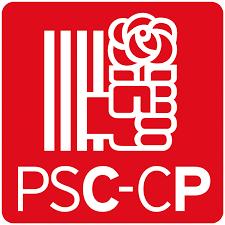 Logo Grup Municipal Partit dels Socialistes de Catalunya-Candidatura de Progrés (PSC-CP)