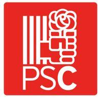 Logo PARTIT DELS SOCIALISTES DE CATALUNYA-PROGRÉS MUNICIPAL (PSC – PM).
