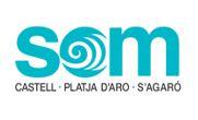 Logo SOM – CASTELL – PLATJA D'ARO S'AGARÓ – TOTS EMPORDÀ  (SOM – TE).