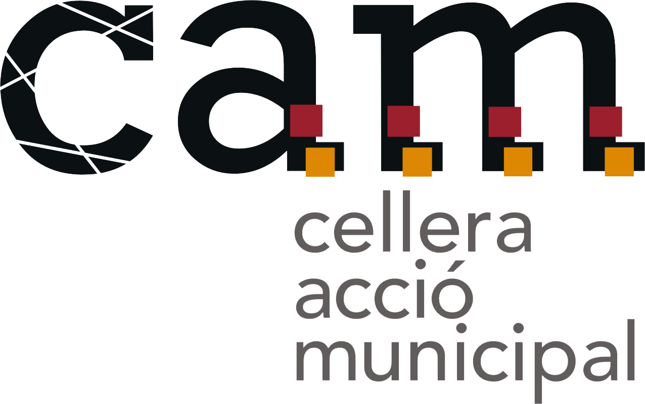 Logo Cellera Acció Municipal (CAM)